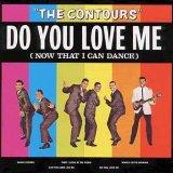 The Contours Do You Love Me? cover art