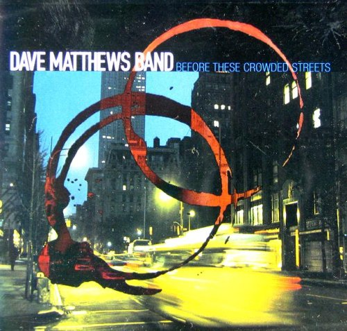 Dave Matthews Band Halloween cover art