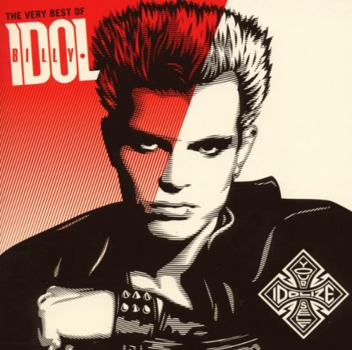 Billy Idol New Future Weapon cover art