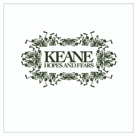 Keane Can't Stop Now cover art