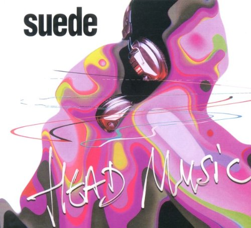 Suede She's In Fashion cover art