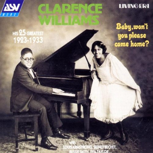 Clarence Williams West End Blues cover art