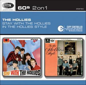 The Hollies Just One Look cover art