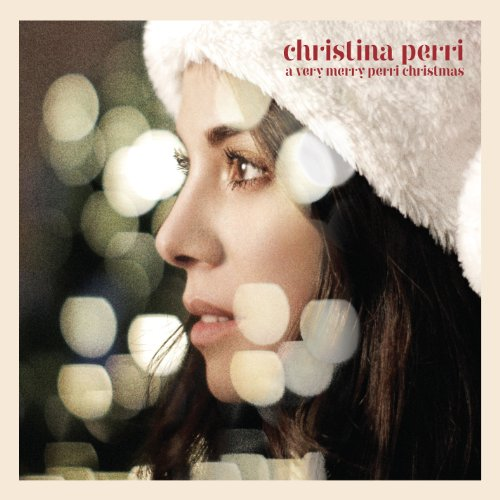 Christina Perri Something About December cover art