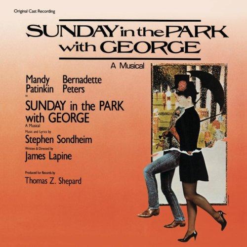 Stephen Sondheim Sunday cover art