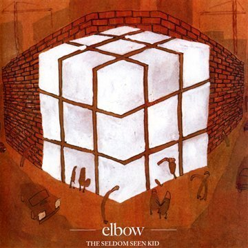 Elbow Mirrorball cover art
