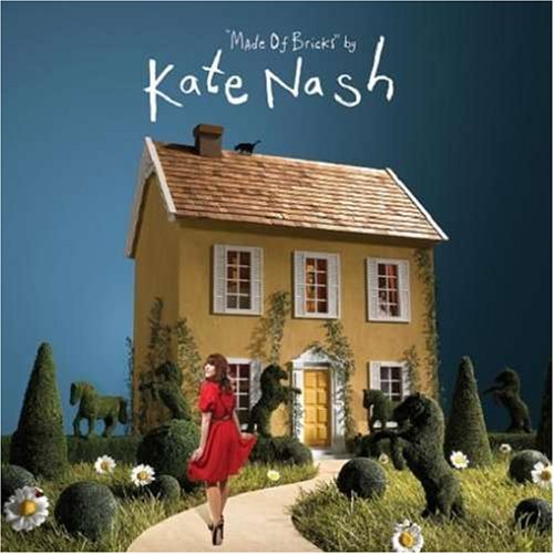 Kate Nash Merry Happy cover art