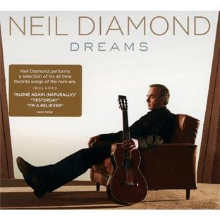 Neil Diamond Desperado cover art