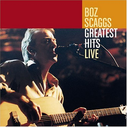 Boz Scaggs Look What You've Done To Me cover art