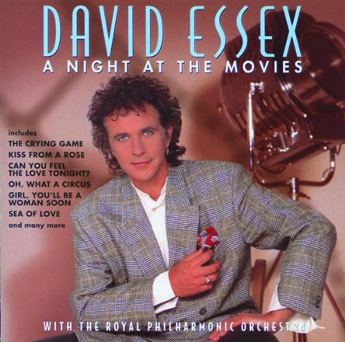 David Essex Oh What A Circus cover art
