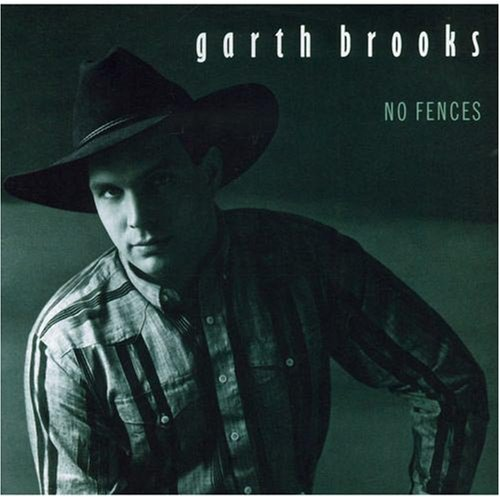 Garth Brooks Friends In Low Places cover art