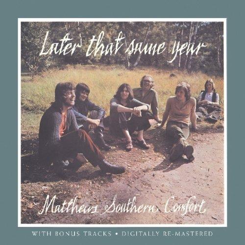 Matthews Southern Comfort Woodstock cover art