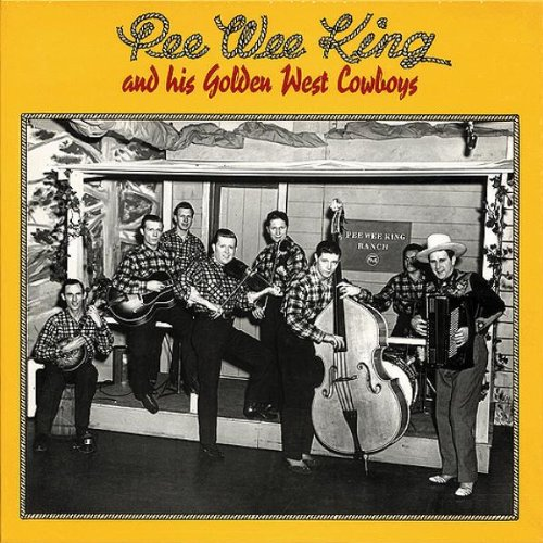 Pee Wee King Slow Poke cover art