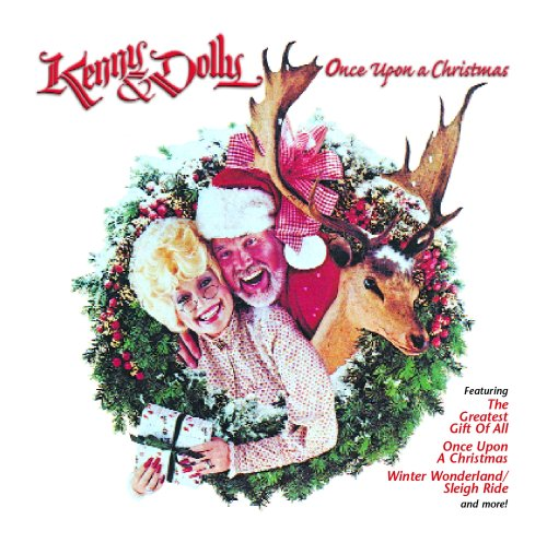 Kenny Rogers and Dolly Parton The Greatest Gift Of All cover art