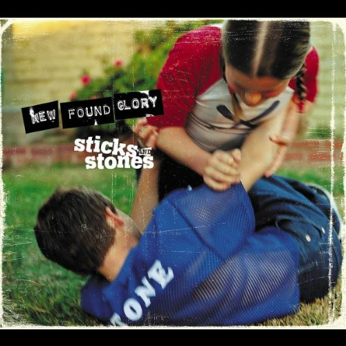 New Found Glory My Friends Over You cover art