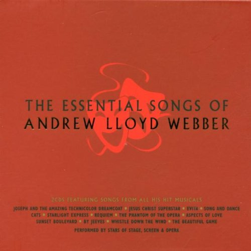 Andrew Lloyd Webber Heaven On Their Minds cover art