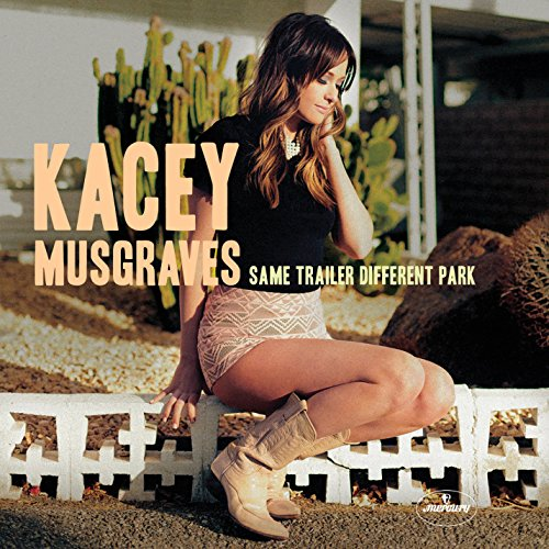 Kacey Musgraves Merry Go Round cover art