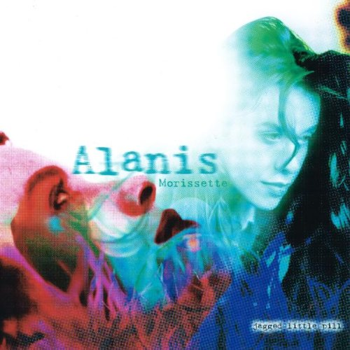 Alanis Morissette You Oughta Know cover art
