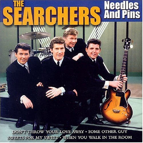 The Searchers Needles And Pins cover art