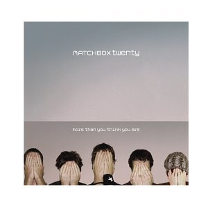 Matchbox Twenty Hand Me Down cover art