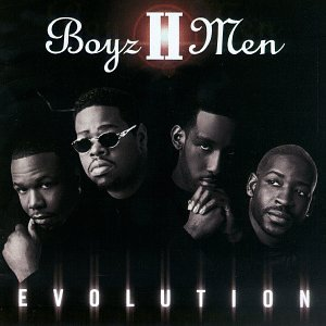 Boyz II Men End Of The Road cover art