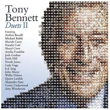 Tony Bennett & Amy Winehouse Body And Soul cover art