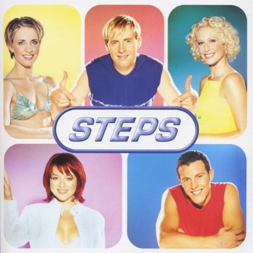 Steps Movin' On cover art