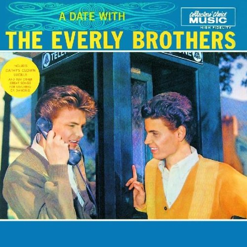 Everly Brothers Cathy's Clown cover art