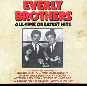 The Everly Brothers Bye Bye Love (arr. Paul Langford) cover art