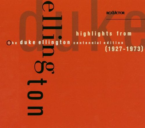 Duke Ellington Linger Awhile cover art