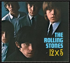 The Rolling Stones Time Is On My Side cover art