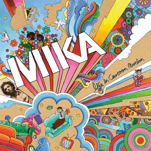 Mika Lollipop (arr. Deke Sharon) cover art