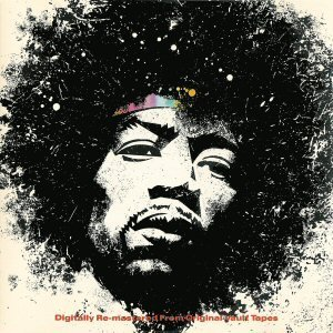 Jimi Hendrix Crosstown Traffic cover art