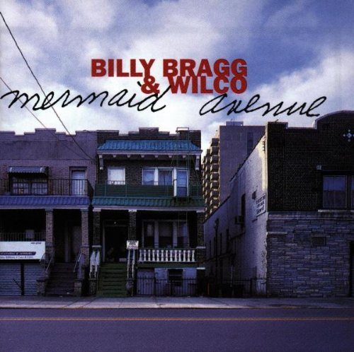 Billy Bragg Way Over Yonder In The Minor Key cover art