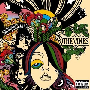 The Vines Winning Days cover art