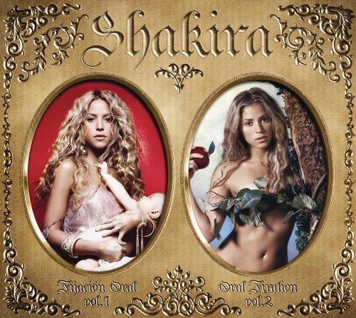 Shakira Animal City cover art