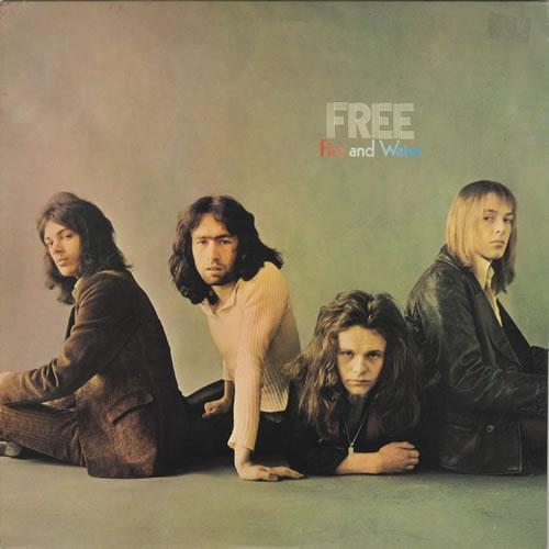 Free Fire And Water cover art