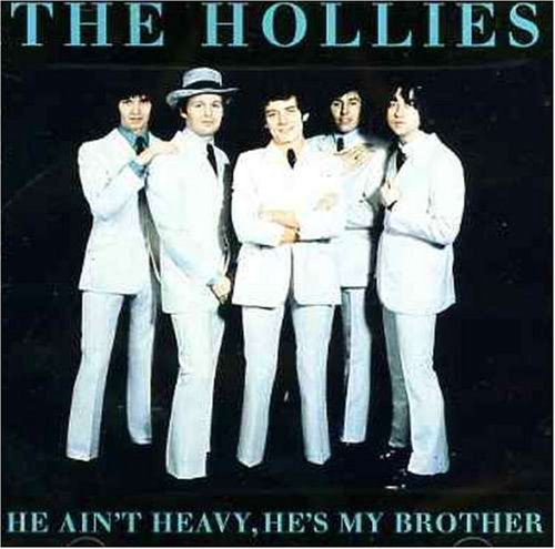 The Hollies He Ain't Heavy, He's My Brother cover art