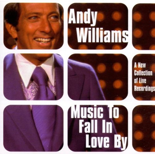 Andy Williams Days Of Wine And Roses cover art