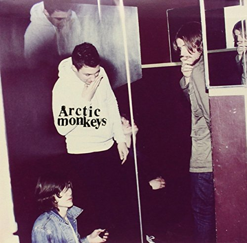 Arctic Monkeys Cornerstone cover art