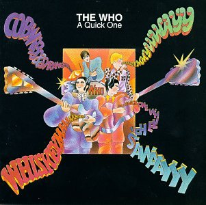 The Who Happy Jack cover art