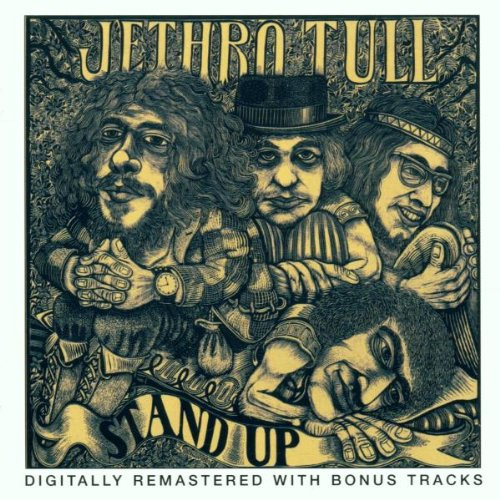 Jethro Tull Fat Man cover art