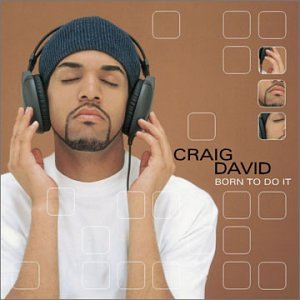 Craig David Once In A Lifetime cover art