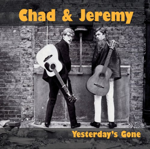Chad & Jeremy Willow Weep For Me cover art