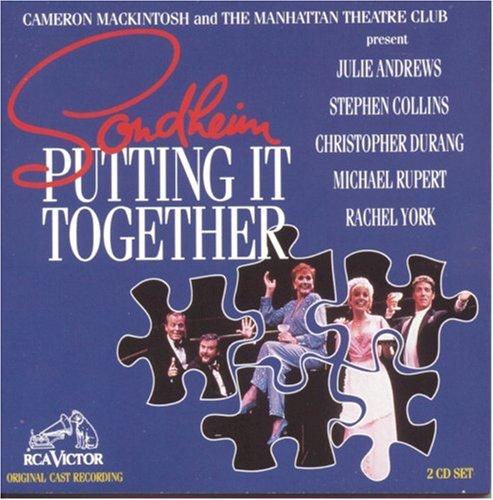 Stephen Sondheim Putting It Together cover art