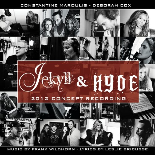 Leslie Bricusse I Need To Know (from Jekyll & Hyde) cover art