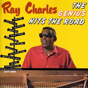 Ray Charles Georgia On My Mind cover art
