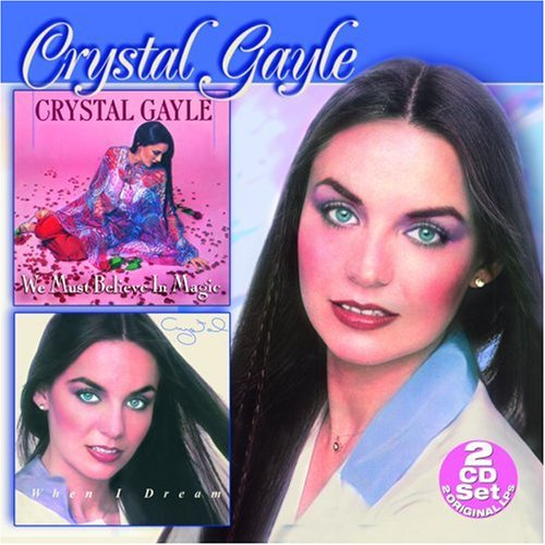Crystal Gayle Talking In Your Sleep cover art