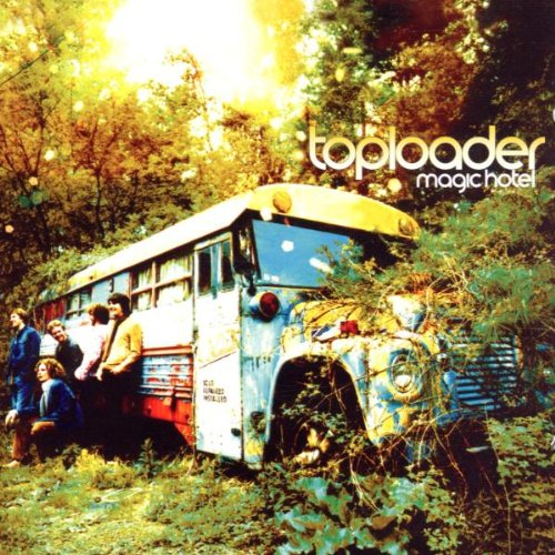 Toploader Never Forgotten cover art