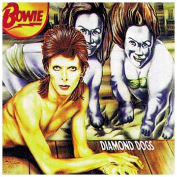David Bowie Diamond Dogs cover art